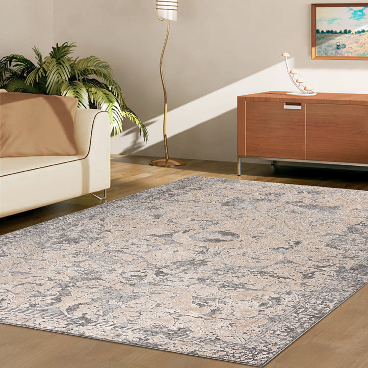 Envy Classic 380 Blue  Rug  by Iconic Rugs Australia