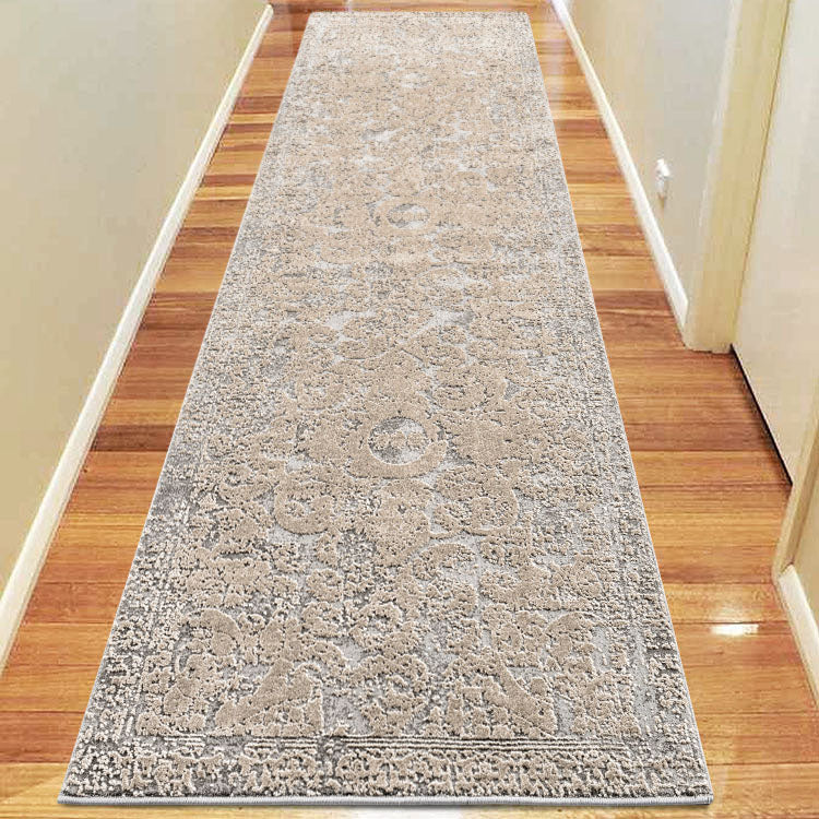 Envy Classic 380 blue Runner  by Iconic Rugs Australia