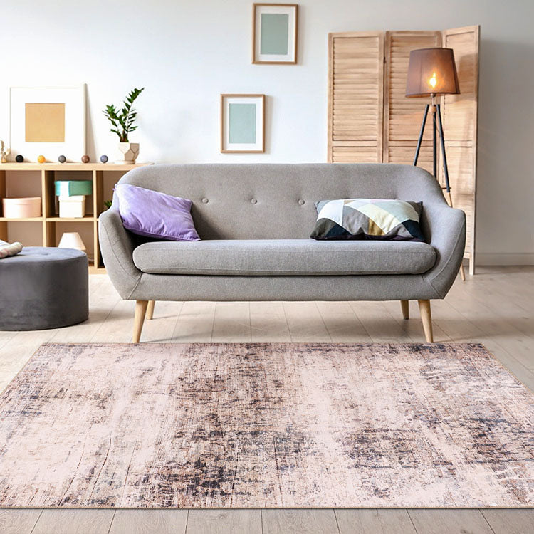 Vintage Faded  Fame 2019 Grey rug By Iconic Rugs Australia