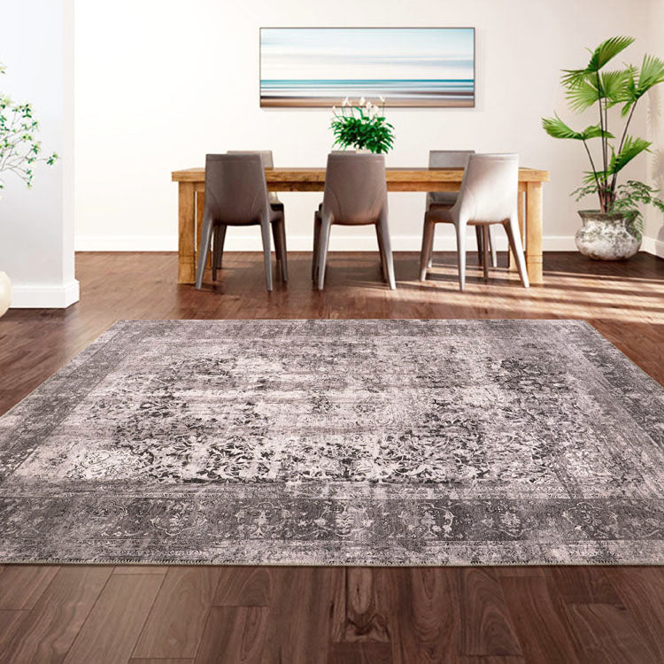 Vintage Fame Grey 6 rugs By Iconic Rugs Australia