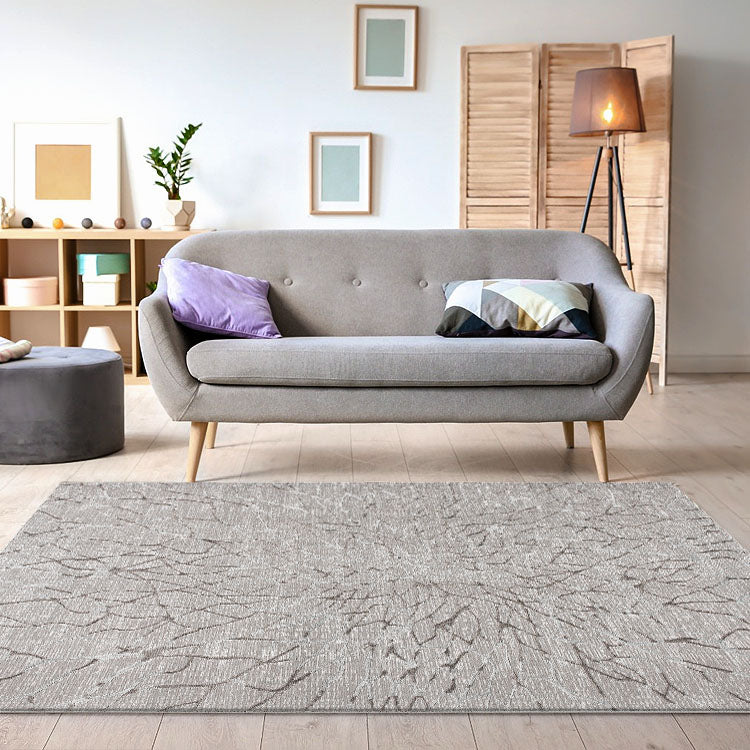 Lotus 2322 Grey Rug By Iconic Rugs Australia