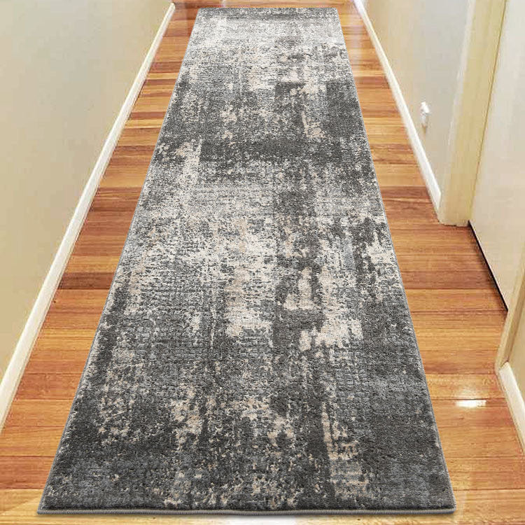 Lotus 2618 Light Grey Hallway Runner By Iconic Rugs Australia