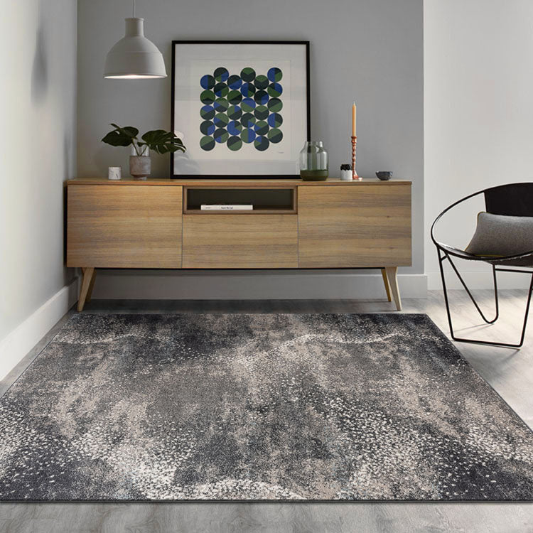 Orrisa 3143 Galaxy Contemporary  Grey   Rug from $102