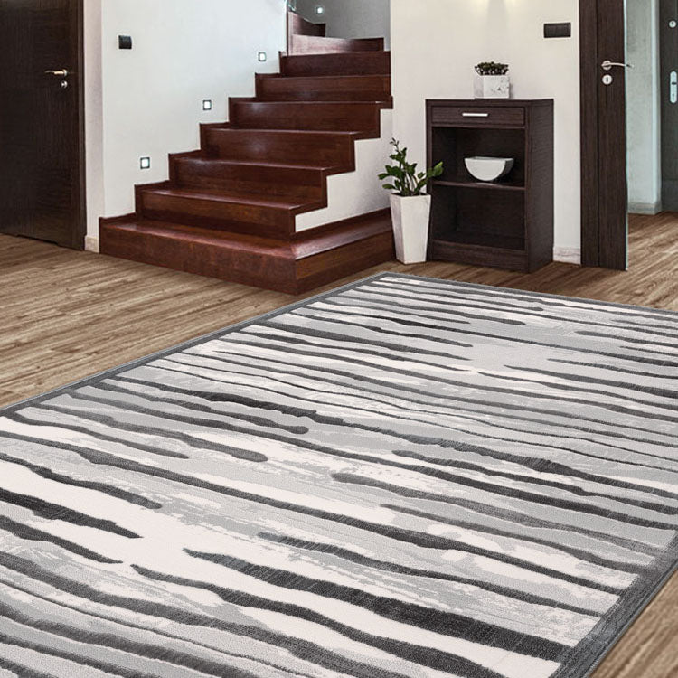 Opera 2797 Broken Lines Light Grey  Rug From $110