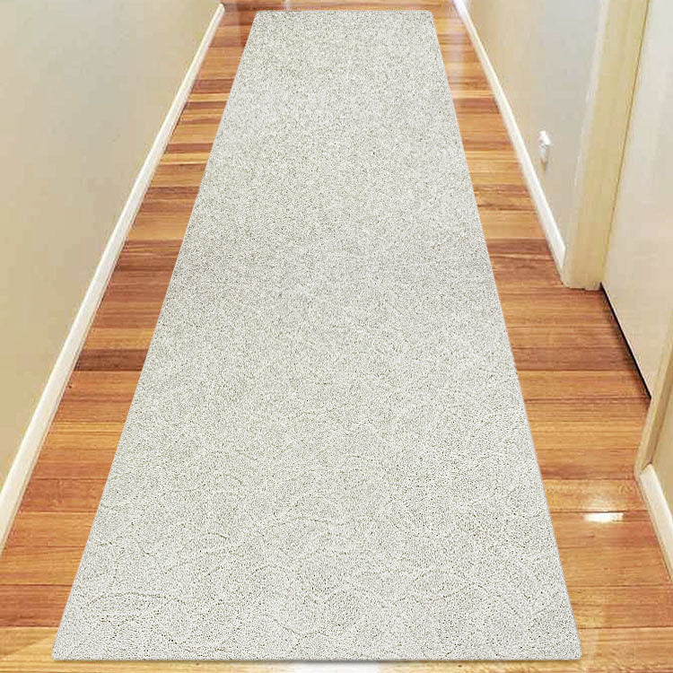New Orlando 337 Trellis Cream  Hallway Runner