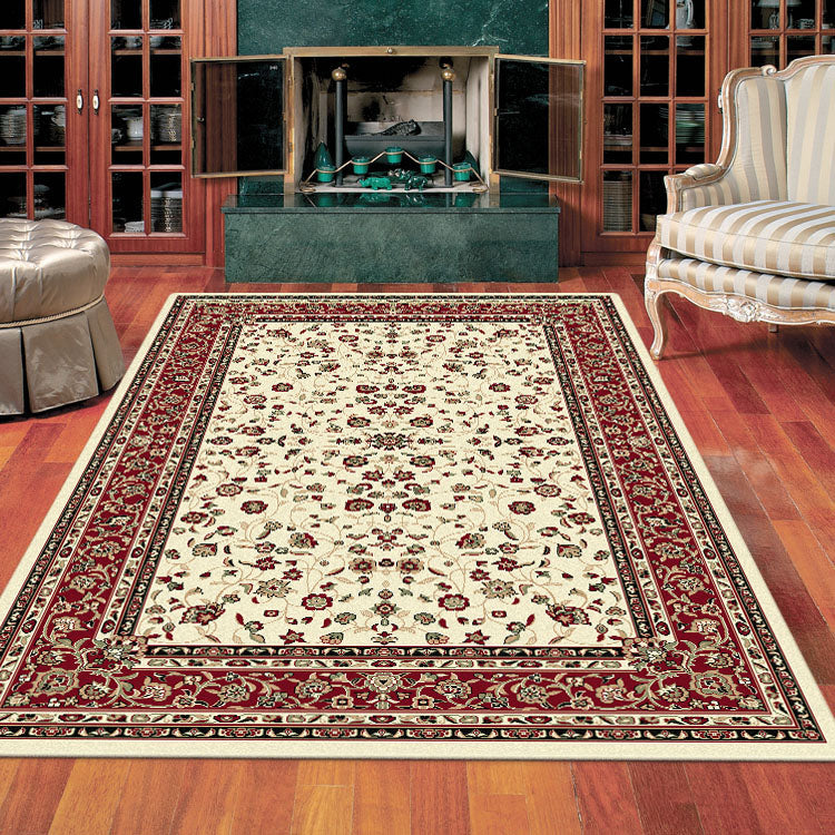 Palace 7146 Cream Traditional Persian Style  Rugs From $99