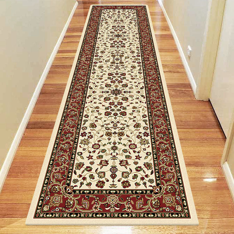 Palace 7146 Cream Traditional Persian Style Hallway Runner