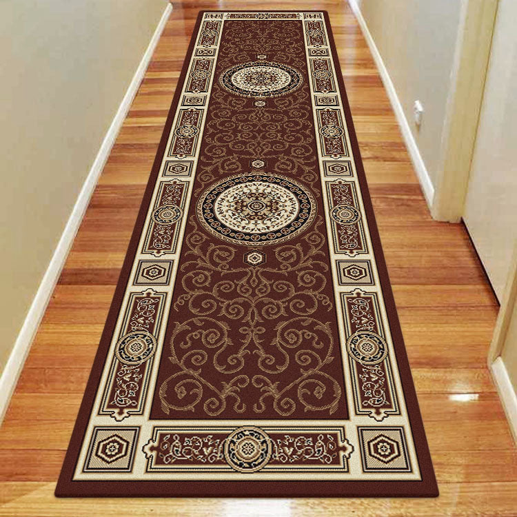 Palace 7647 Brown  Traditional Persian Style High Quality Hallway Runner