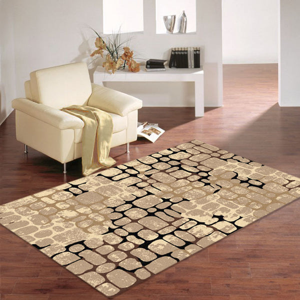 Ruby Collection Rug 2013-Beige / Black / Brown / Grey / Red From $149