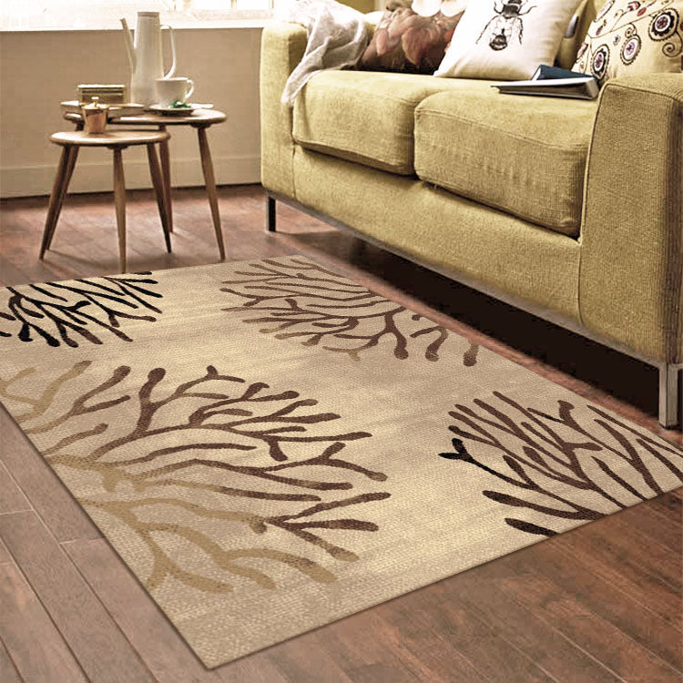 Tree Branches  Ruby Collection Rug 2116-Beige / Brown / Grey /  From $149