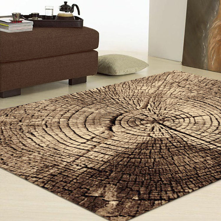 Tree Stump  Ruby Collection Rug 2118-Beige /  Grey /  From $149
