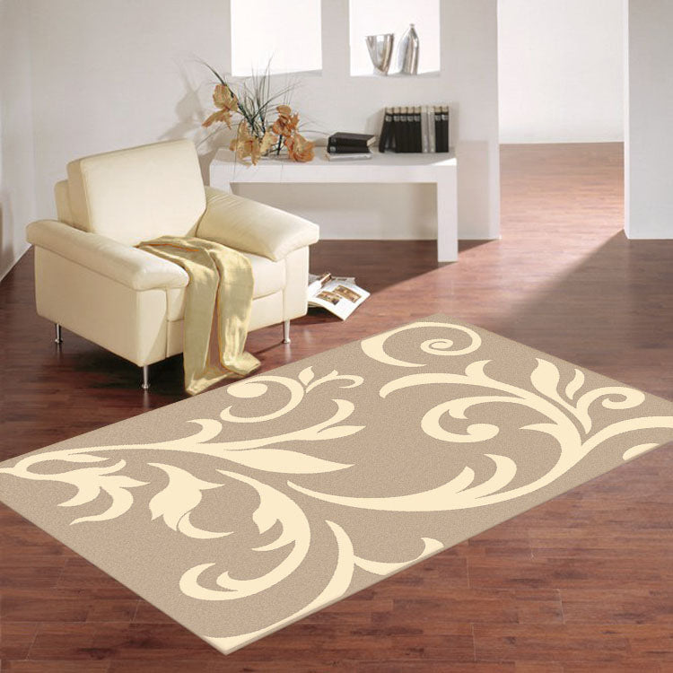 Ruby 6223 Floral Pattern  Cheap Rug from $79