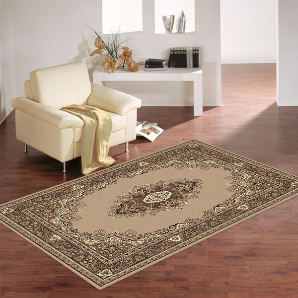 Ruby 6331 Medallion Design   Cheap Rug from $79