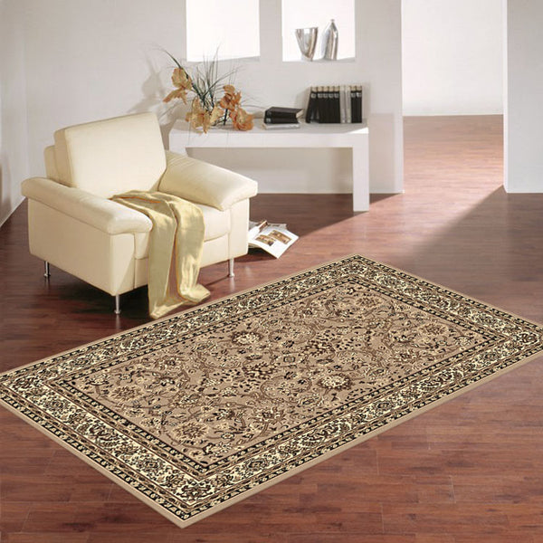 Ruby 6333 Traditional Border  Design Cheap Rug from $79