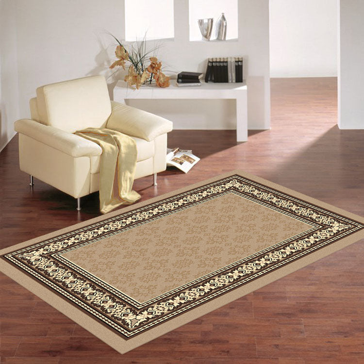 Ruby 6334 Oriental   Border   Cheap Rug from $79