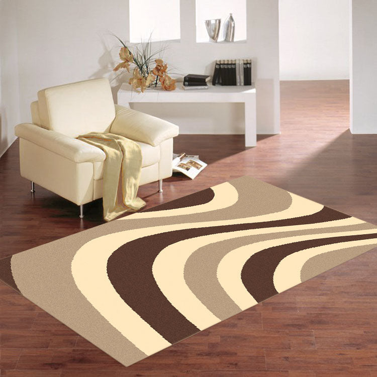Ruby 6568 Curvy  Pattern   Cheap Rug from $79