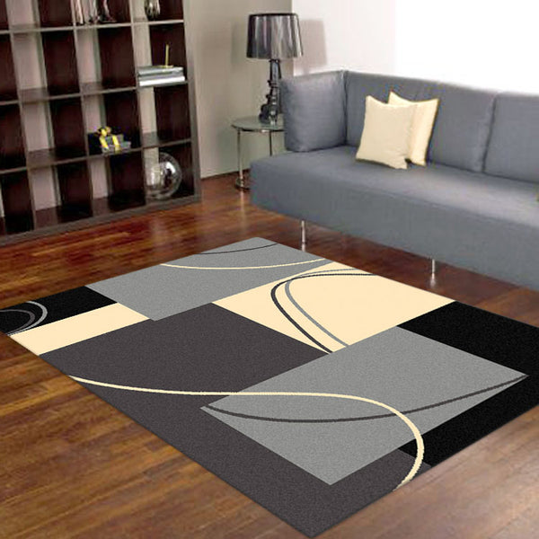 Ruby 6569 Amazing Square Pattern Cheap Rug from $79