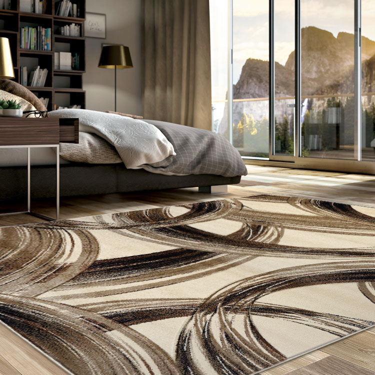 Sungate 1068 Biege  Rug By Iconic Rugs Australia