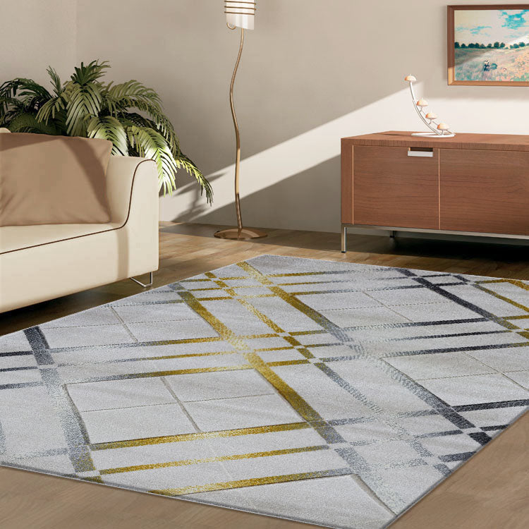 Sungate 782 Gold Rug By Iconic Rugs Australia