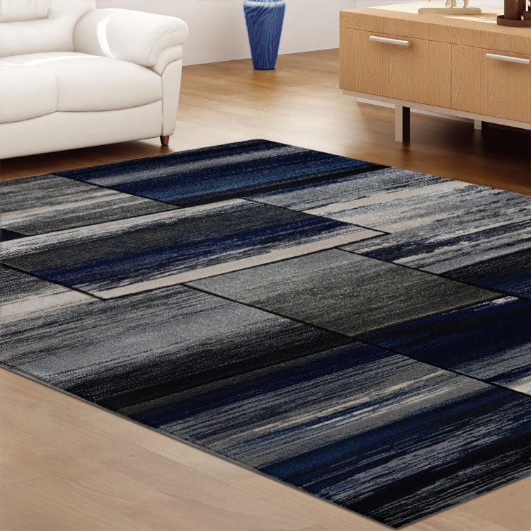 Sungate 0816 Grey  Rug By Iconic Rugs Australia