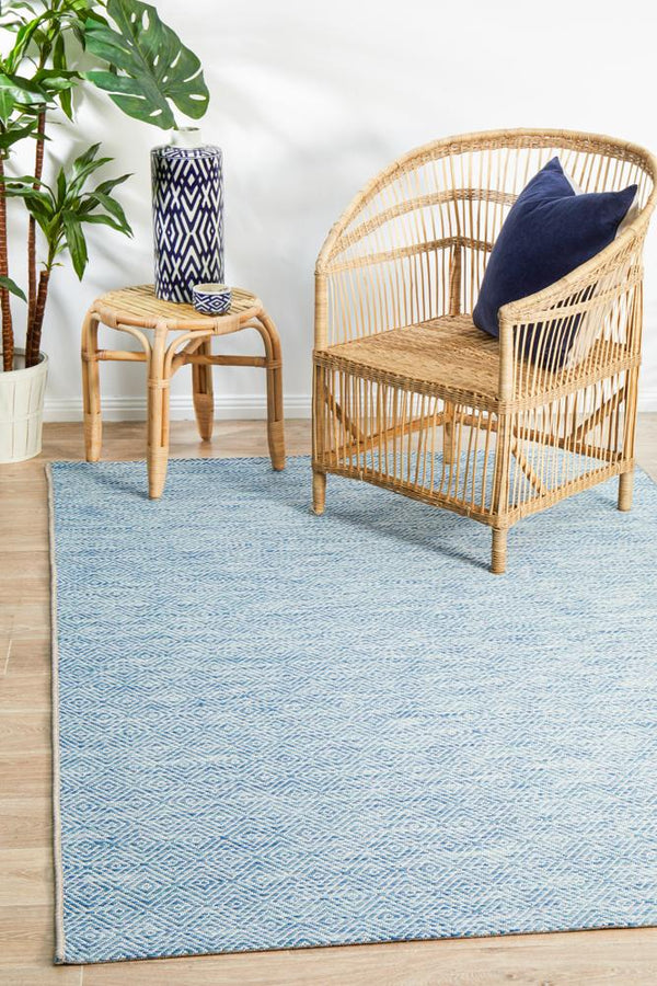 Indoor Outdoor Rug Culture  Terrace 5500 Blue
