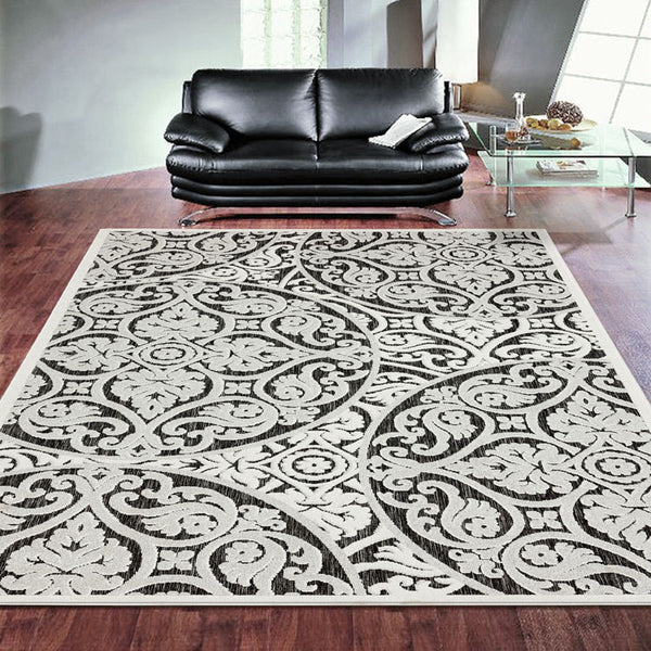 Indoor outdoor Classic Grey Rug