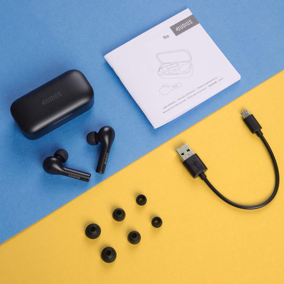 Wireless Earbuds with Charging Case,