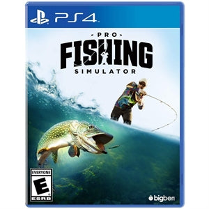 Sony Pro Fishing Simulator PS4
