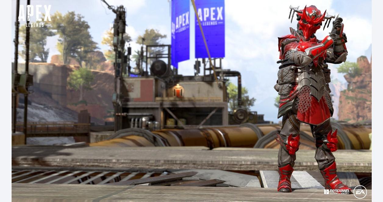 Apex Legends Bloodhound ED PS4