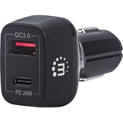 42W Power Delivery Car Charger