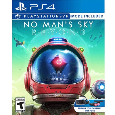 PS4 NO MAN'S SKY BEYOND