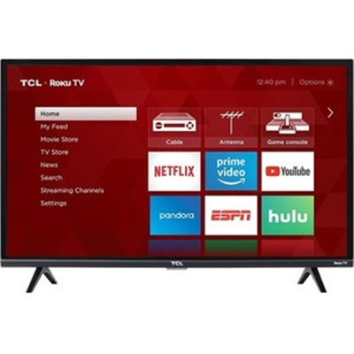 TCL 32 Inch 720P LED Roku TV