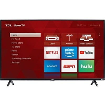 TCL 43 Inch 1080p LED Roku TV