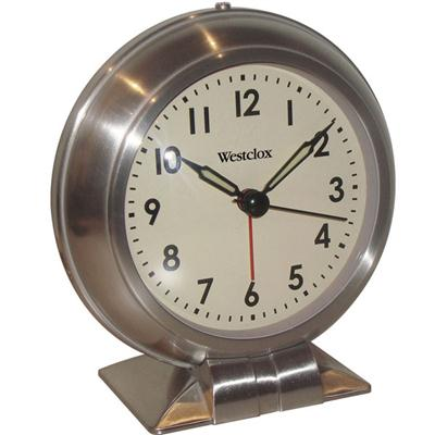 QA Alarm Clock Metal Case