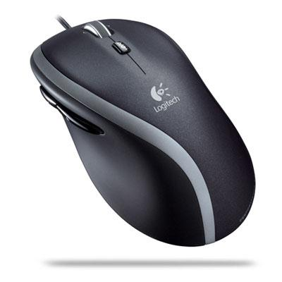 M500 Corded Laser Mouse