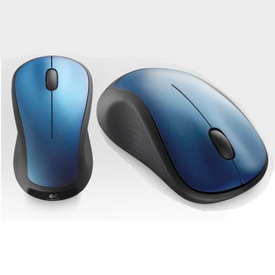 Wireless Mouse M310 PEACK BLUE