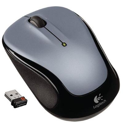 Wrls Mouse M325 Silver