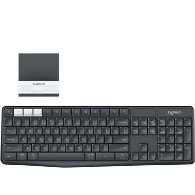 Wireless Keyboard K375s