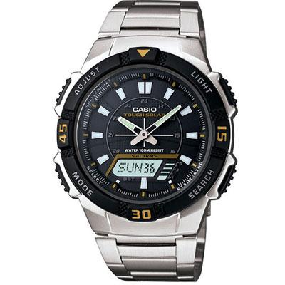 Tough Solar Ana Digi Watch