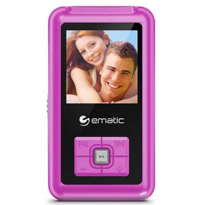 MP3 Video Player Pink