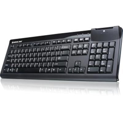 Keyboard w Smart Card Reader