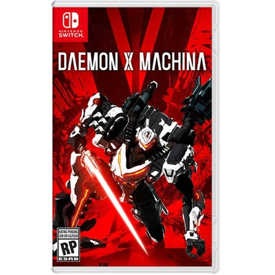 Daemon X Machina NSW