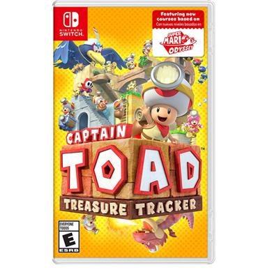 Captain Toad Treasure Tckr NSW