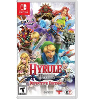 Hyrule Warriors DefiniteEd NSW