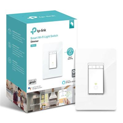 Smart WiFi Light Switch Dimmr