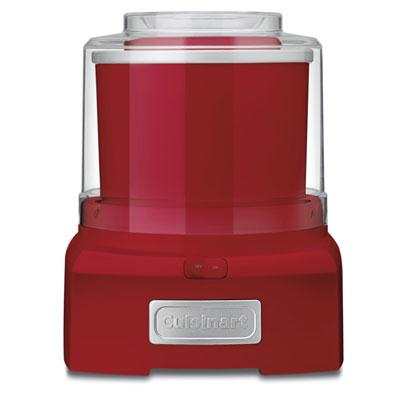Ice Cream Maker 1.5Qt Red
