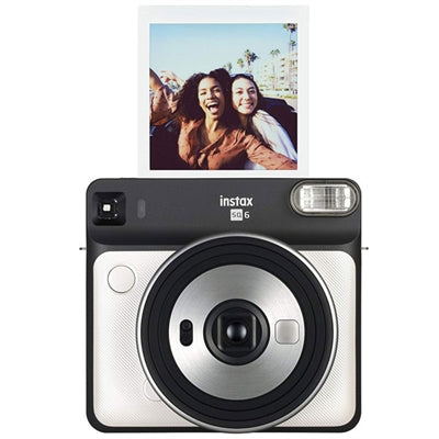SQ6 Pearl White Instant Camera