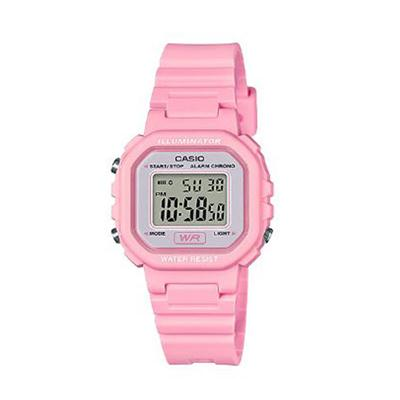 Ladies Color Digital Watch Pnk