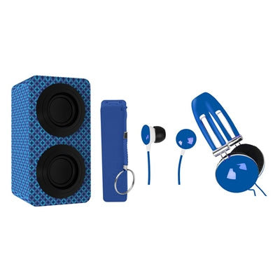 Portable BT Speaker Blue