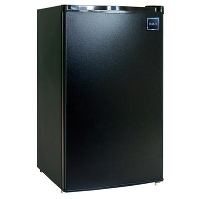 4.6 CU FT Fridge Black